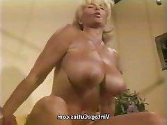 Big Boobs, Granny, Mature, Pornstar