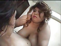 Asian, BBW, Big Boobs, Big Butts