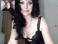 Amateur, Lingerie, Mature, Pantyhose, Webcam