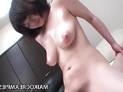Asian, Big Boobs, Creampie, Japanese, MILF