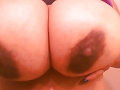Amateur, BBW, Big Boobs, Big Nipples
