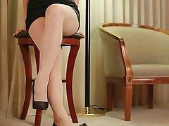 Foot Fetish, High Heels, Pantyhose, Stockings