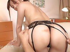 Asian, Pornstar, POV, Voyeur