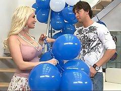 Big Tits, Blonde, Housewife, Mature