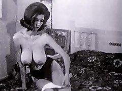 Big Boobs, Pantyhose, Stockings, Vintage