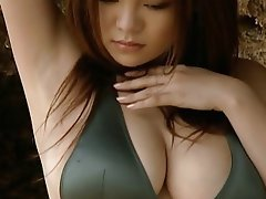 Asian, Beach, Big Boobs, Japanese, Outdoor