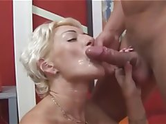 Blowjob, Cumshot, Cunnilingus, Mature, Old and Young