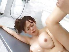 Blowjob, Creampie, Japanese, Massage