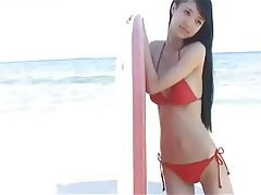 Skinny, Japanese, Brunette