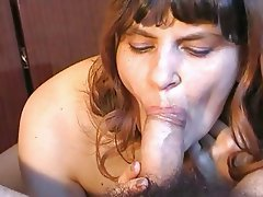 Amateur, Blowjob, Mature, Russian