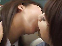 Asian, Babe, Japanese, Lesbian