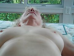 Amateur, BBW, Blonde, Granny