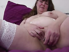 Amateur, Granny, Mature, BBW, Stockings